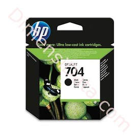 Jual Tinta / Cartridge HP Black Ink  704 [CN692AA]
